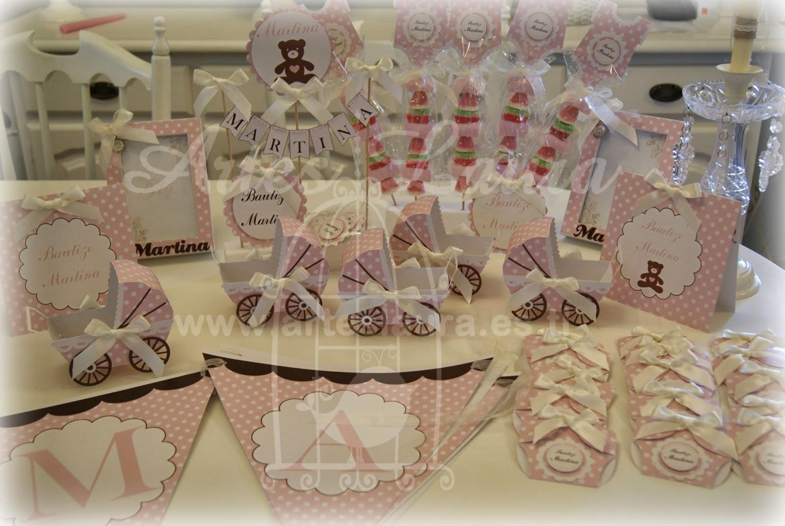 Bautizo Decoracion Mesa ~ decoraci?n de mesa para Bautizo  Artes Laura