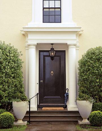 Decoraci n de interiores dise os de puertas principales for Diseno de entradas principales de casas