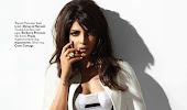 Priyanka chopra vogue magzine photoshoot