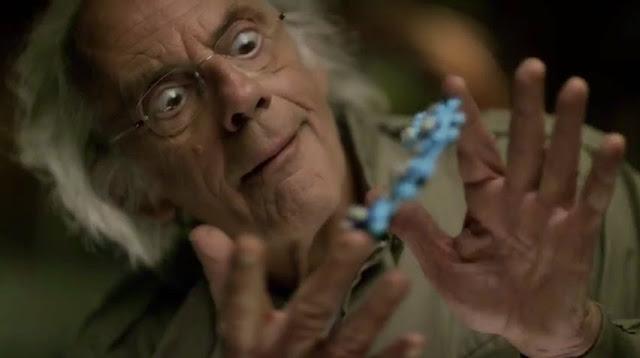 El Doc aparece en nuevo trailer para Lego Dimensions
