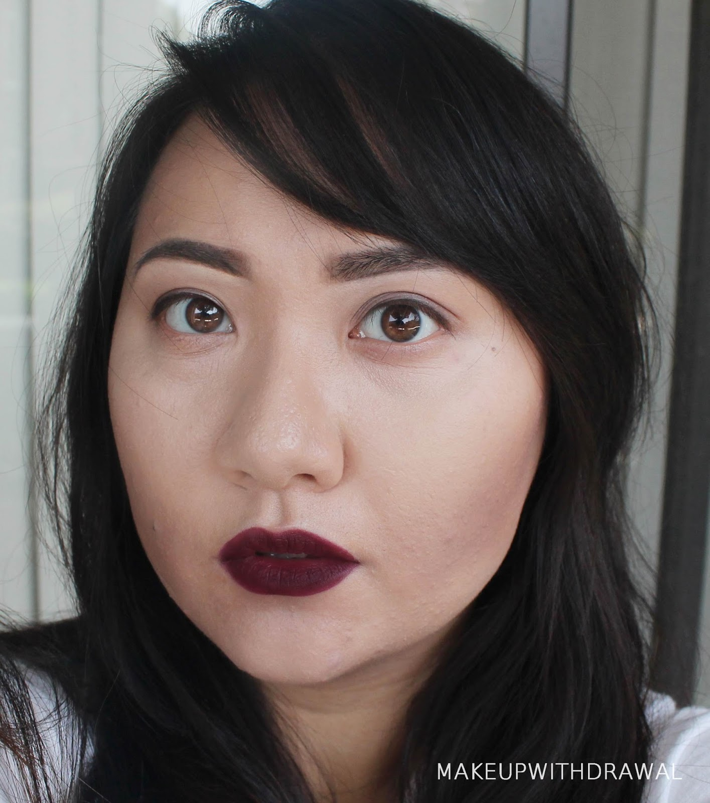 I Used Lhasa As A Sheer Wash All Over The Lids And Used Mekong To Line