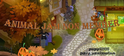 The Animal Jam Non Member