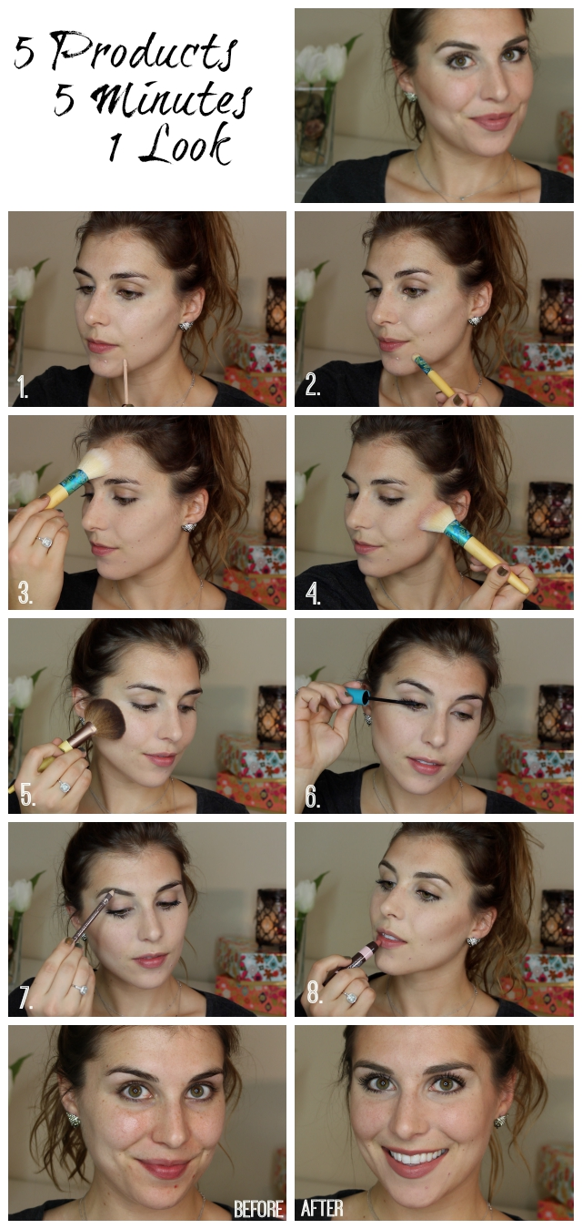 5 minute back to school makeup look the daily bailey b bloglovin an error occurred baditri Gallery