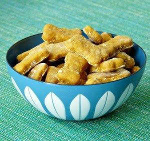 Easy Dog Biscuit Recipe Ideas