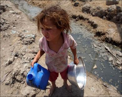 تلوث مياه الشرب في مصر مشكلة لاحل لها