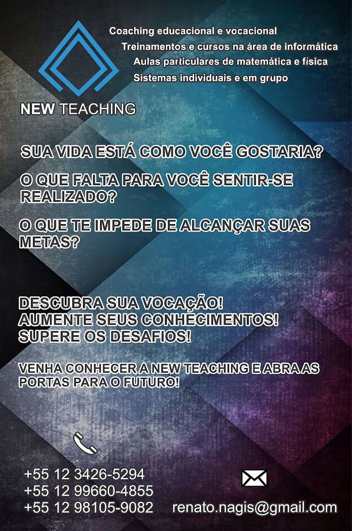 New Teaching