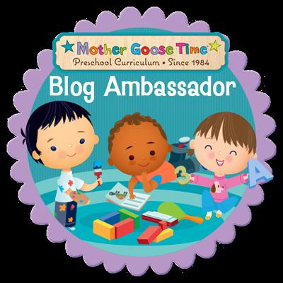 I'm a Blog Ambassador