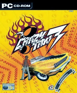 Crazy Taxi 3 Cover, Poster