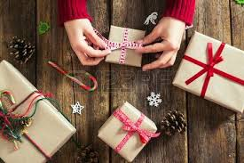 Wrap gifts to help!