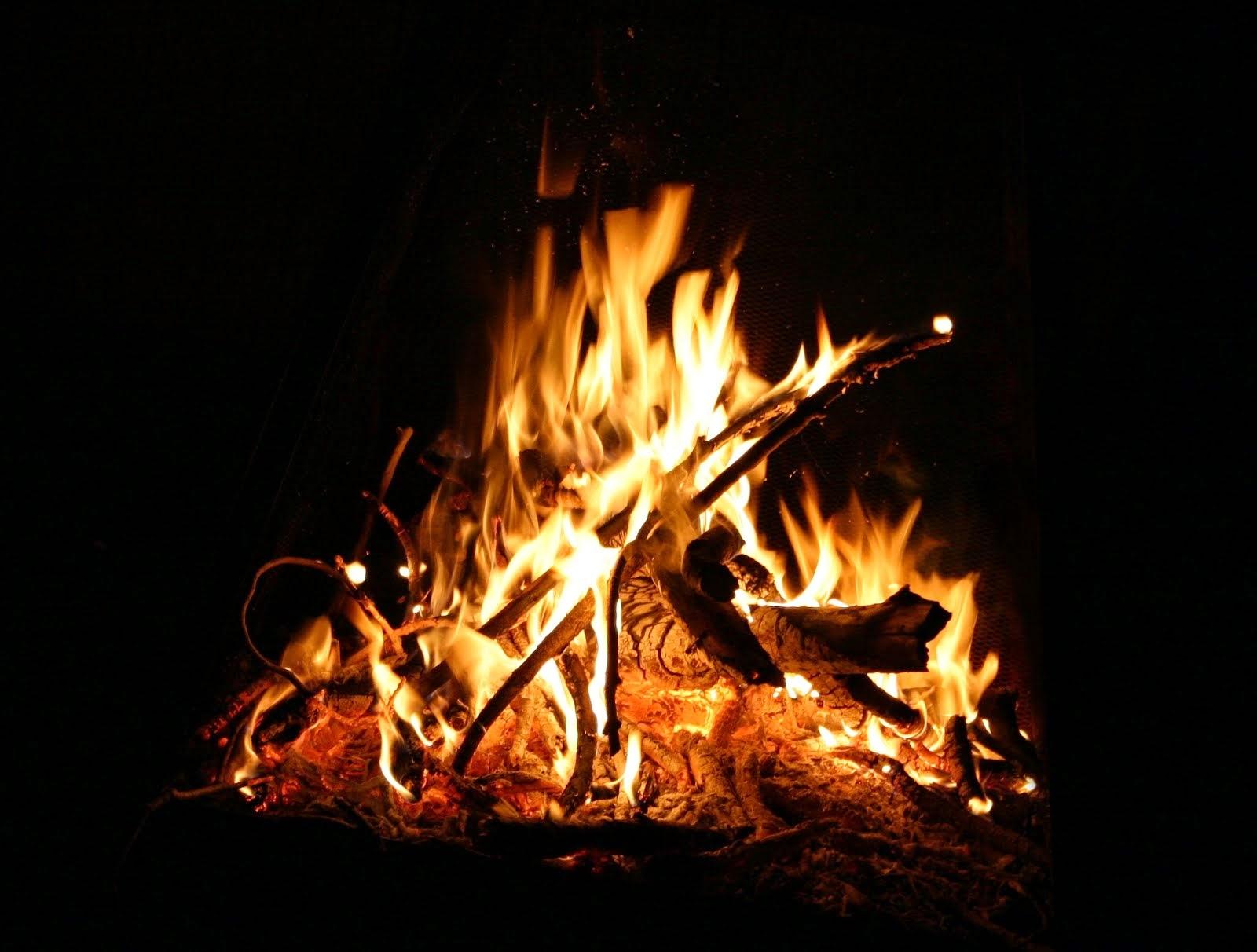 Warm Campfire