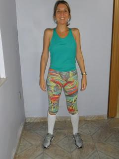 Cris Prata exercício 20 abril de 2012