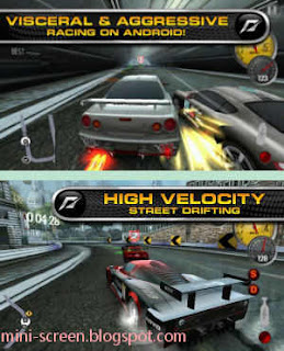 Need for Speed Shift Full 3D Game for Android