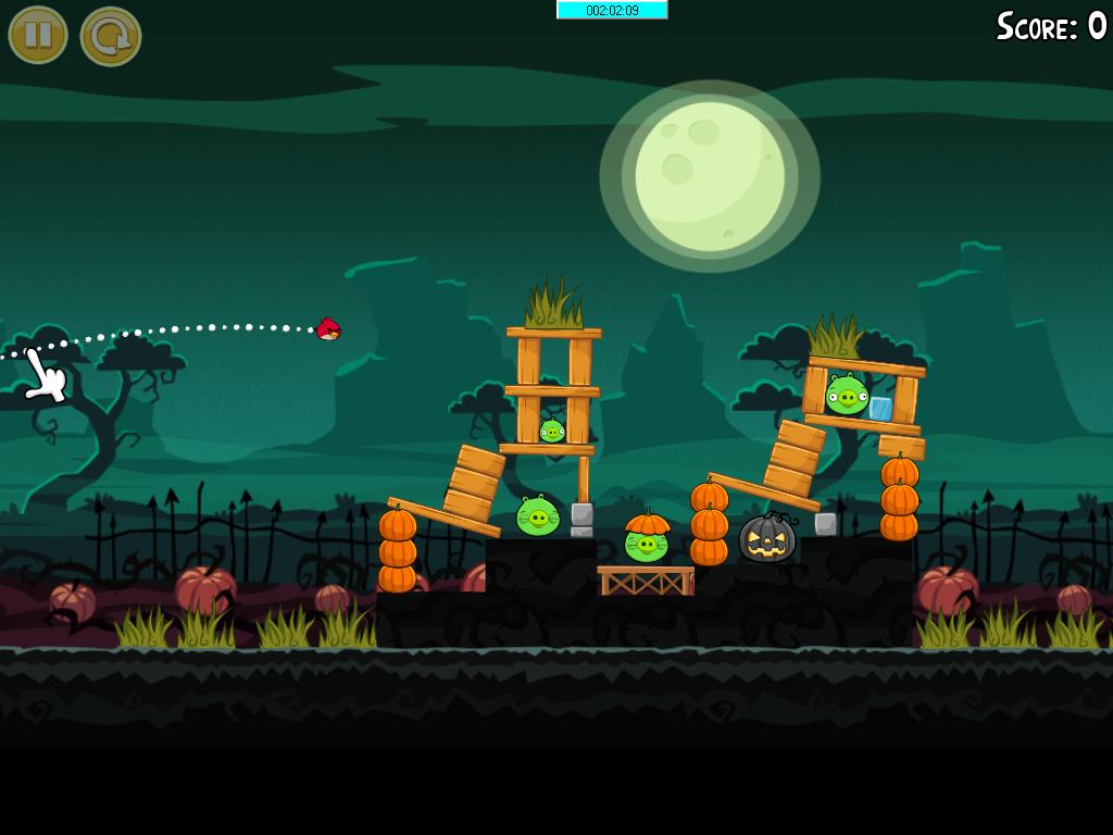 Angry Birds Seasons 2.3.0 - Mediafire