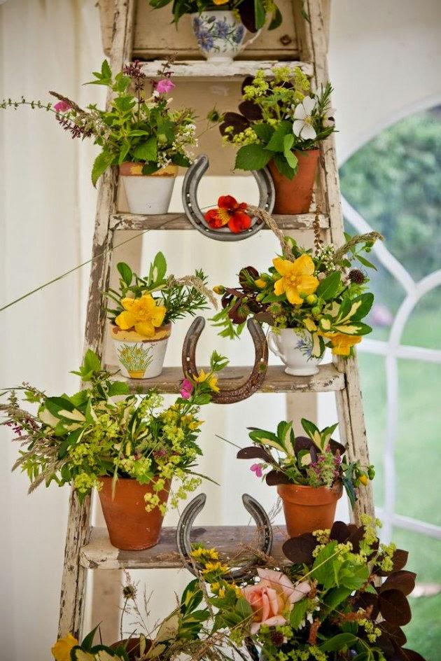 decoraci n de jardines al estilo vintage jard n y terrazas