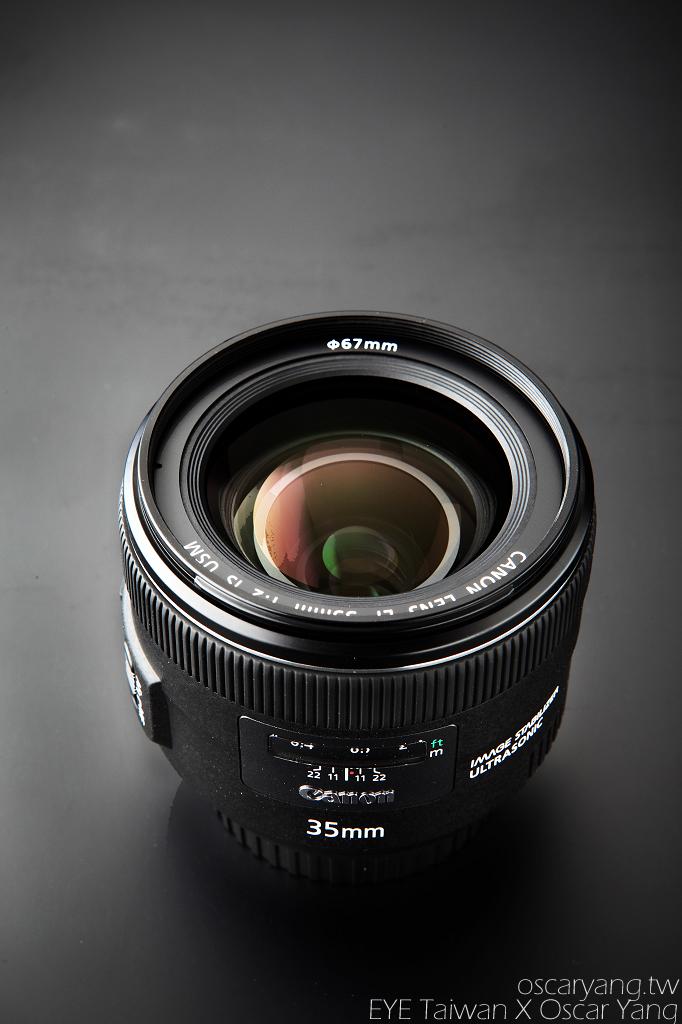Canon EF 35mm f/2 IS USM開箱評測,EYE Taiwan X Oscar Yang