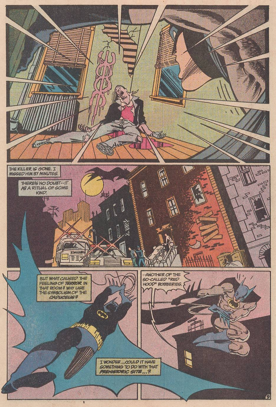 Detective Comics (1937) Issue #616 Page 10