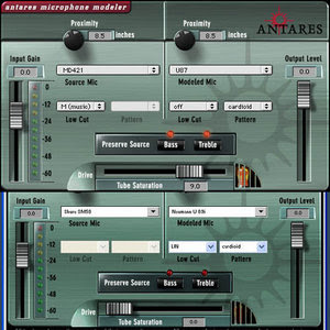 Antares Microphone Modeler DX v1.32 (H2O)