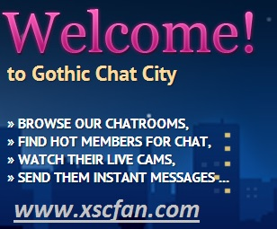 Gothic chat city chat