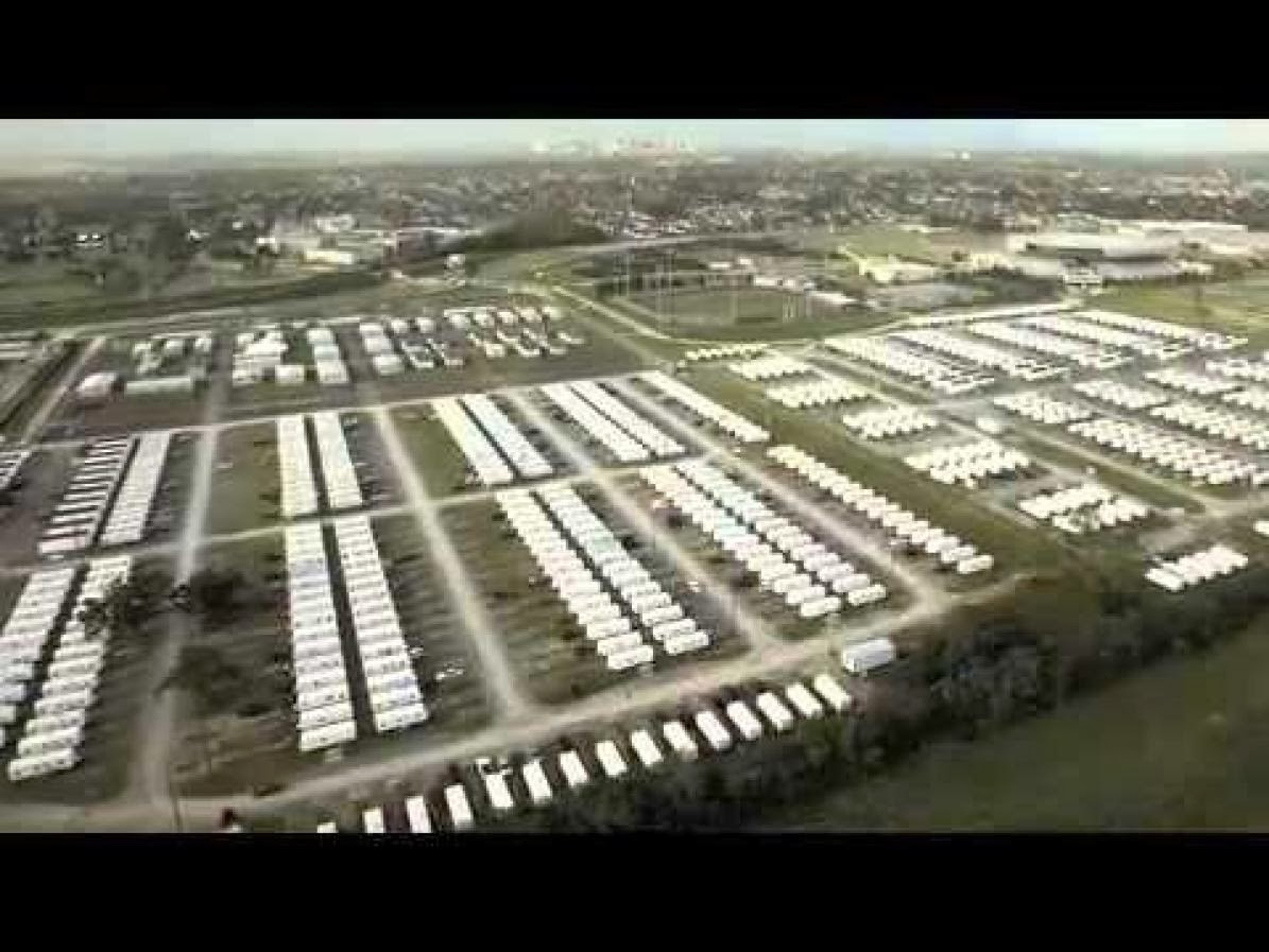 Why Are They Fabric Fema Camps