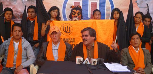 Elecciones rector UMSA 2013