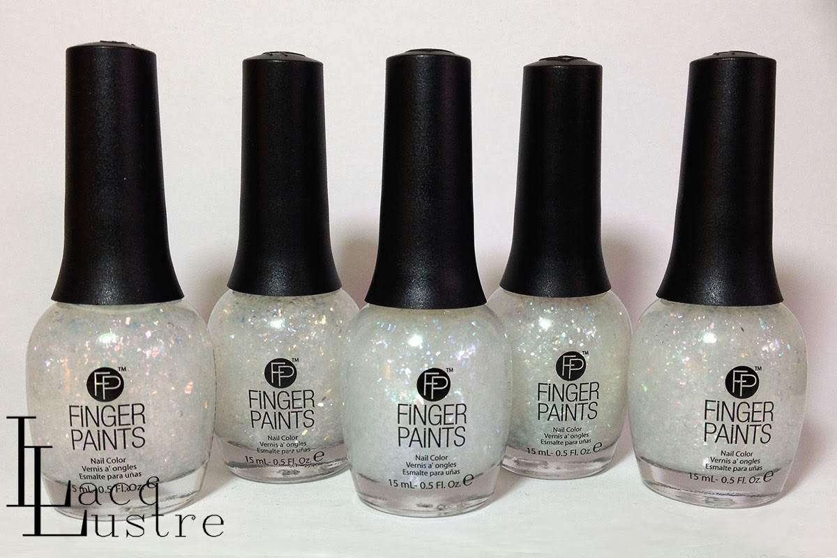 Finger Paints Kaleidoscope Collection (Winter/Spring 2014) bottle shots