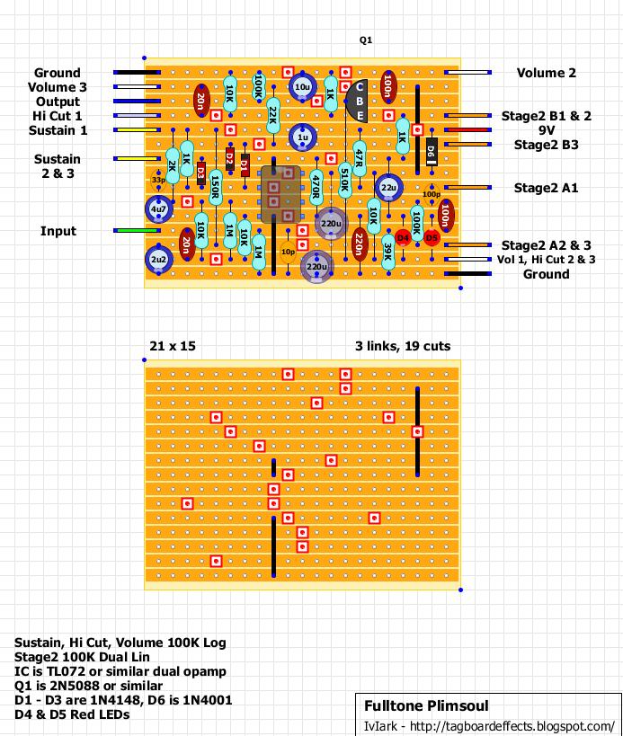 danelectro pedal schematic  danelectro  free engine image
