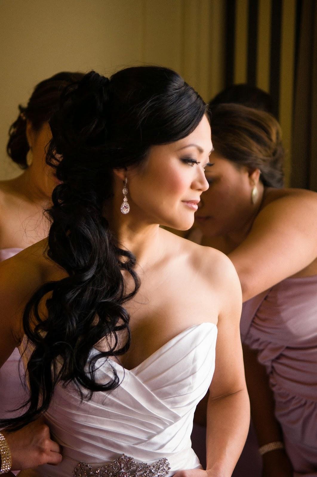Citizen Hotel Wedding, Hair and Makeup Sacramento, Bridal makeup