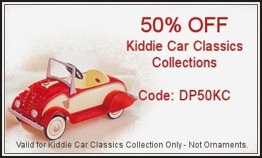 Hallmark Kiddie Car Classics Collection at Hooked on Hallmark