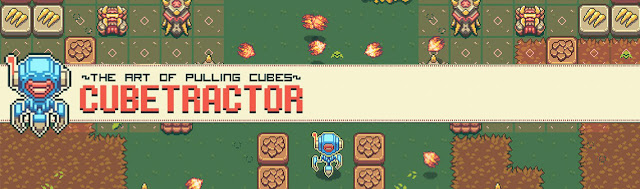 cubetractor game