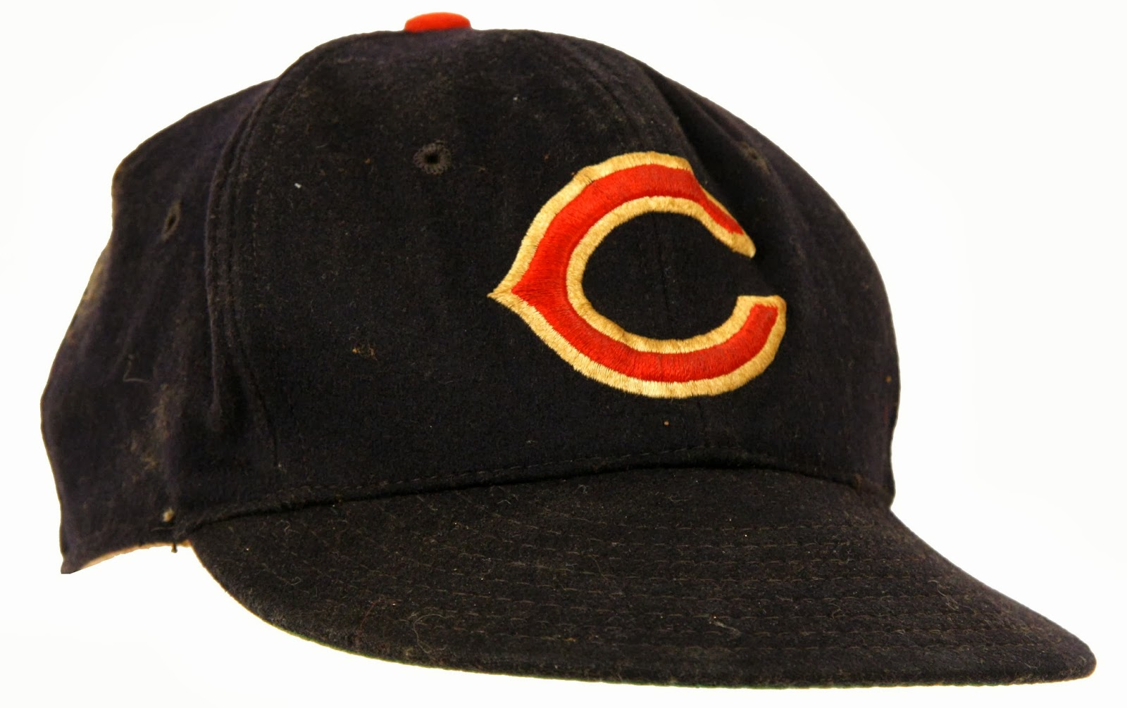 The Ballcap Review The Cleveland Indians Sometimes Road Cap