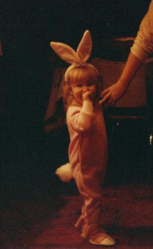 Jennifer Bunny Halloween