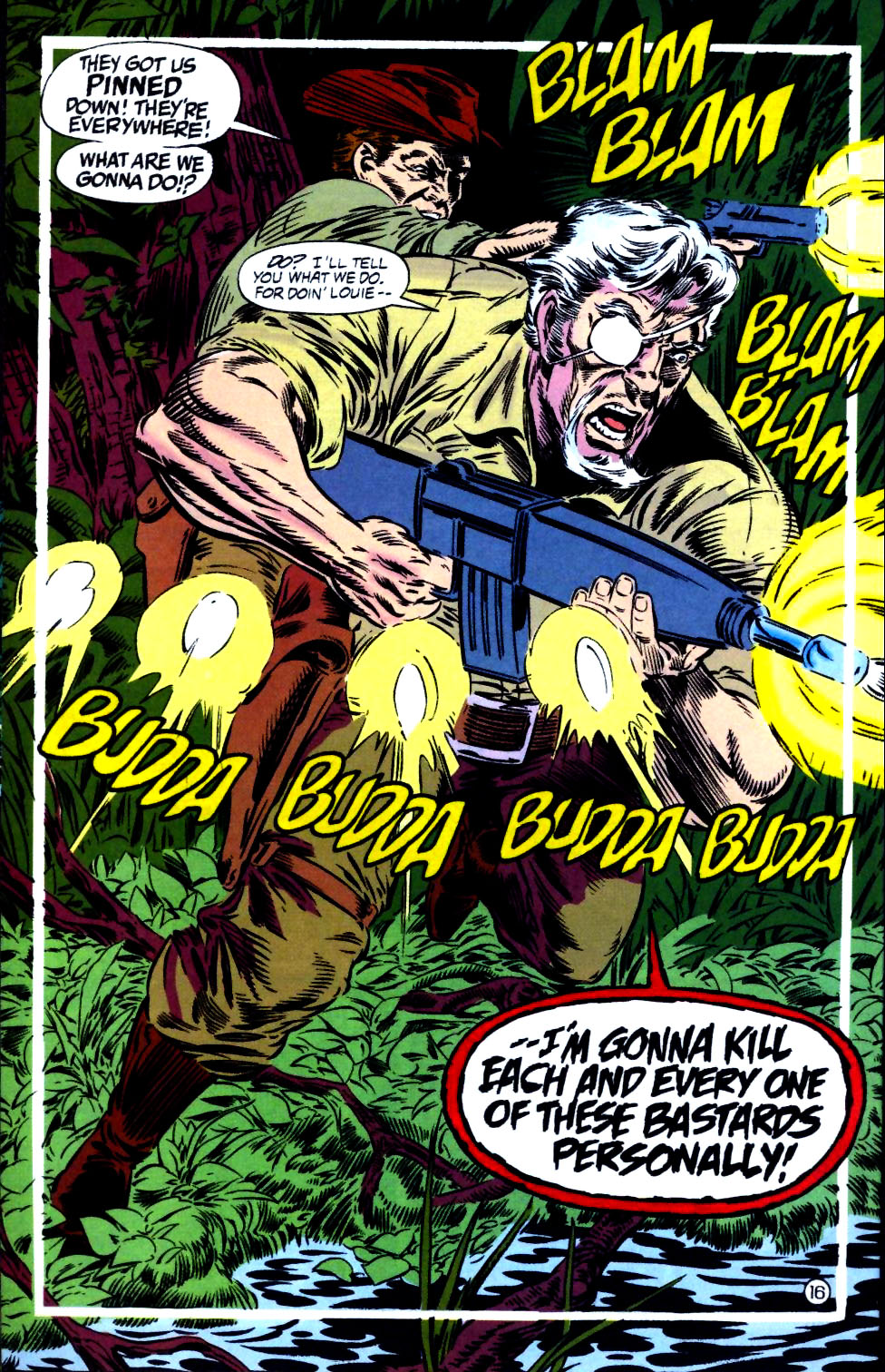 Deathstroke (1991) Issue #15 #20 - English 17