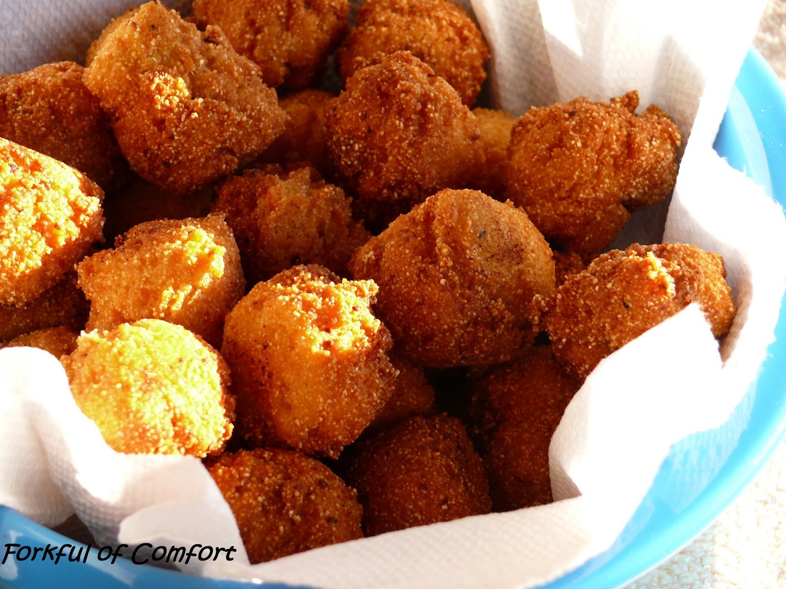 Hush Puppies Recipe — Dishmaps
