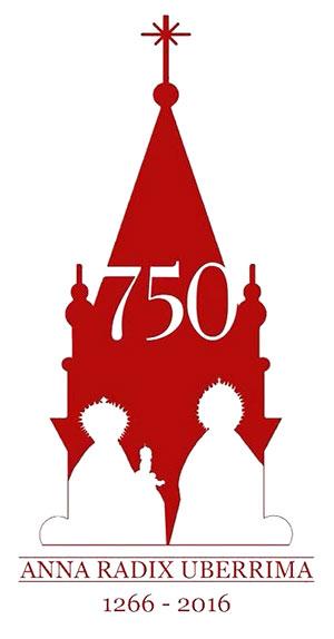 750 Aniversario de la Real Parroquia de Señora Santa Ana (1.266 - 2.016)