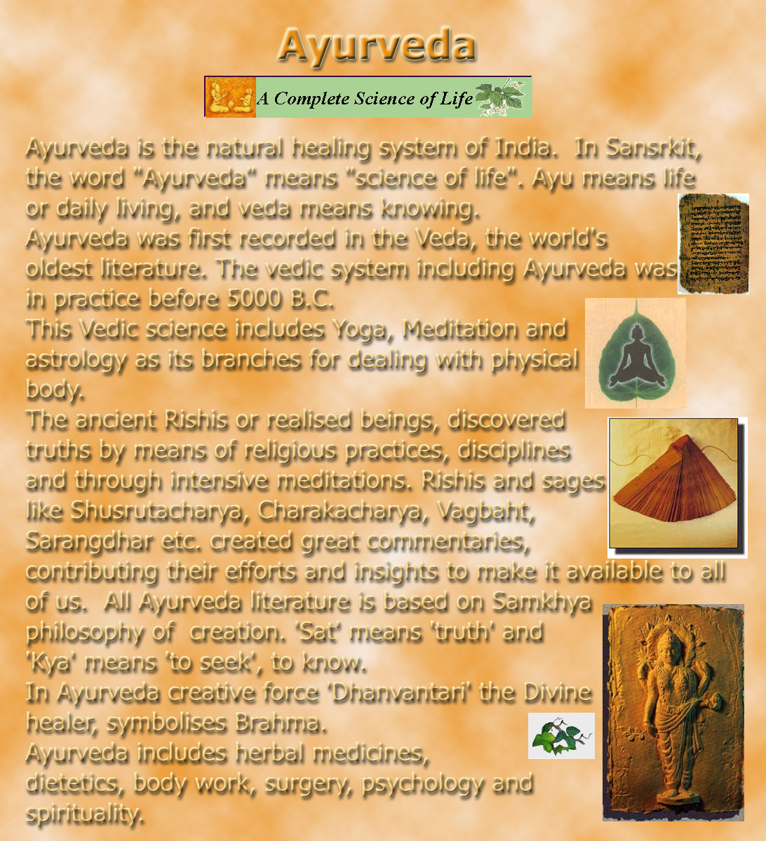 ayurvedic research papers Dhara is the acronym for digital helpline for ayurveda research articles it is the first comprehensive online indexing service exclusively for research articles published in the field of ayurveda dhara is accessible online at wwwdharaonlineorg.