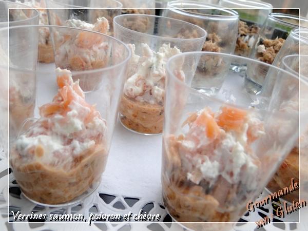 http://gourmandesansgluten.blogspot.fr/2013/01/verrines-saumon-poivron-et-chevre.html