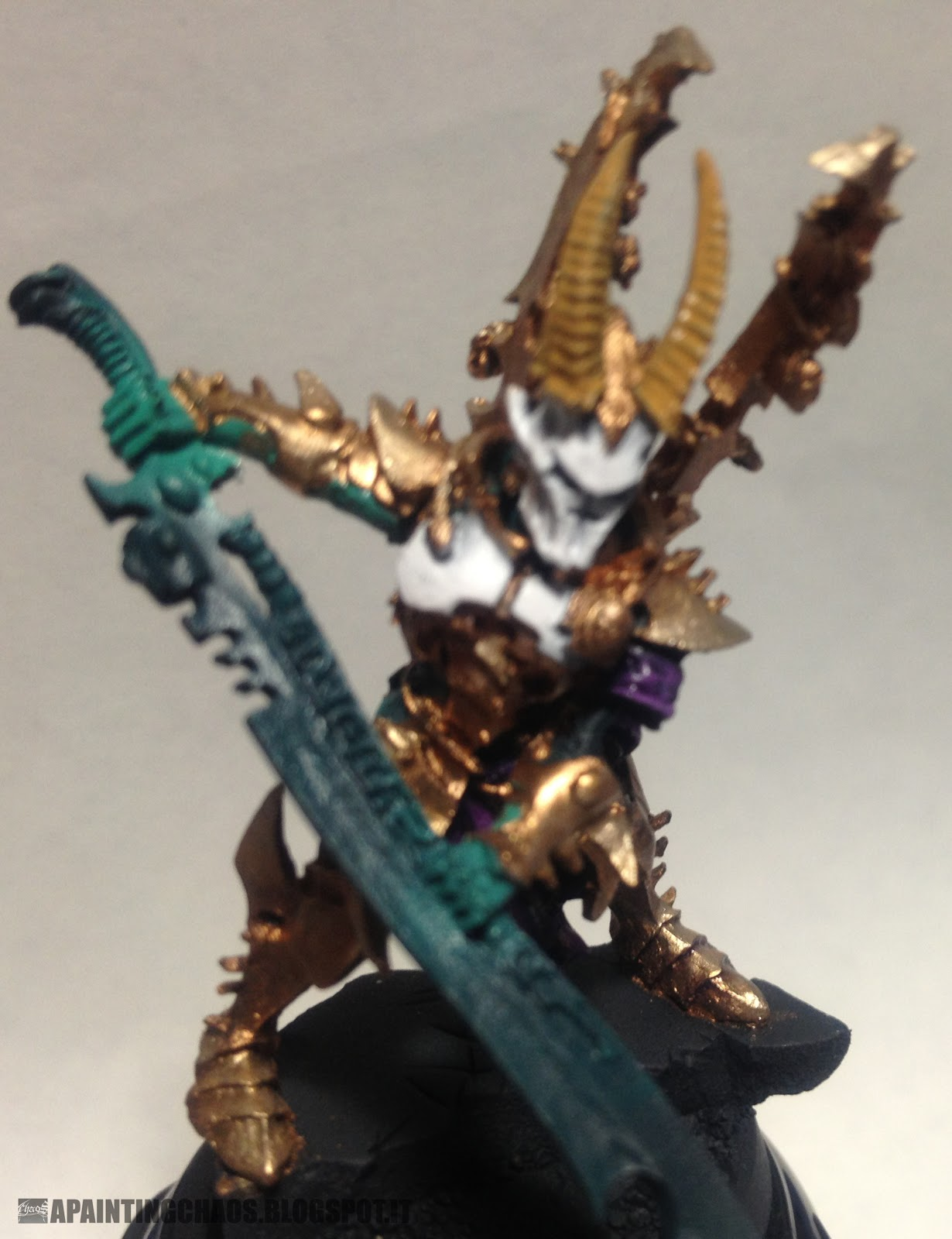 The Kabal of the Golden Rose Incubus+painting+update