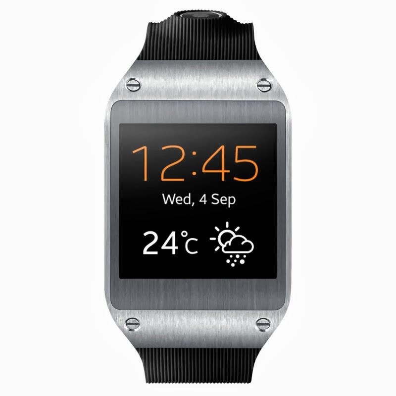 Spesifikasi Dan Harga Samsung GALAXY Gear Black Terbaru 2014