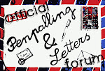 Penpalling & Letters Official Forum
