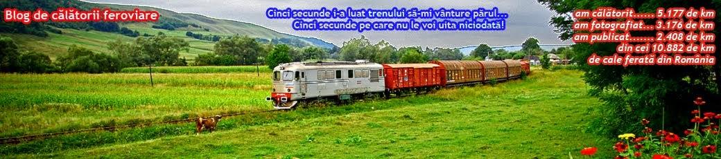 Excursii cu trenul în România