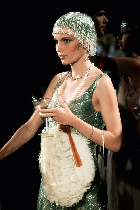 GOLDEN DREAMLAND: Fashionable Film: The Great Gatsby (1974)