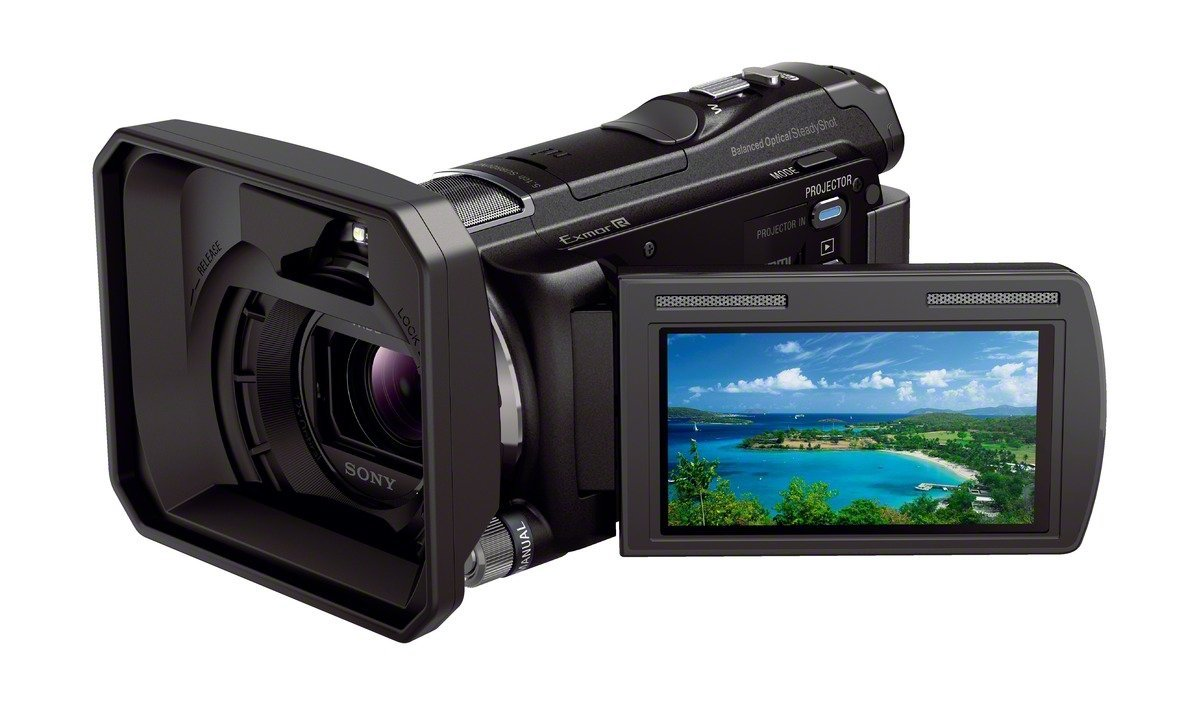 sony hdr pj650v camcorder review reviewed com camcorders the sony hdr