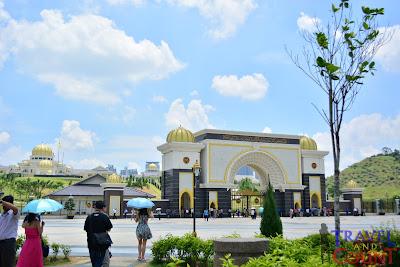 Istana Negara view