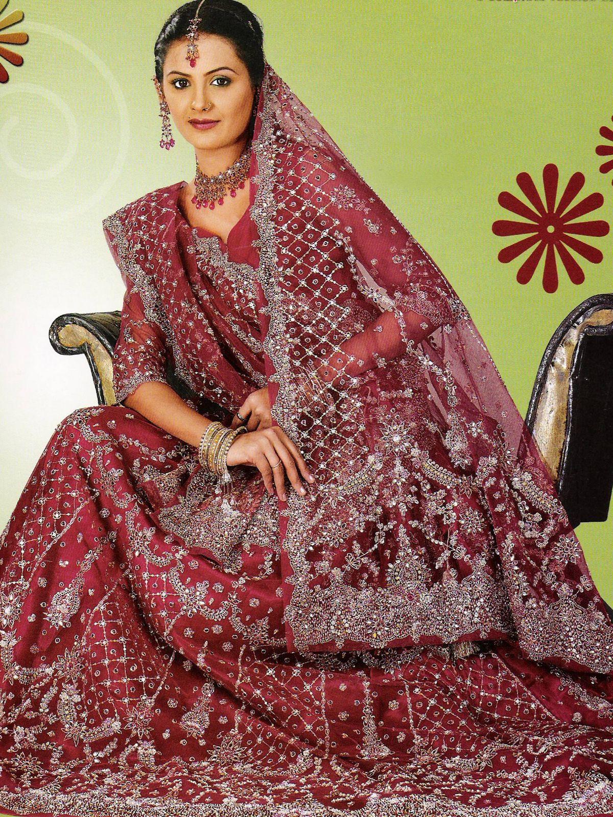 Indian Muslim Wedding Dresses Viewing Gallery