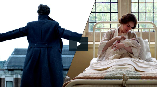 New PBS Video: Downton Abbey/Sherlock Preview - How?