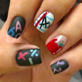 Diy Nail Art 16 Simple Nail Designs Any Girl Can Do At Home