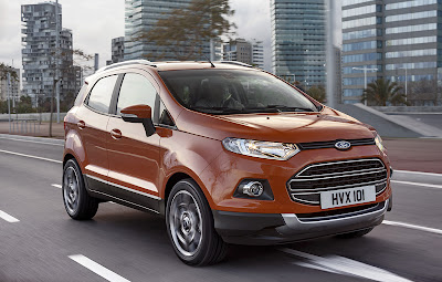 2014 Ford EcoSport EU-Version