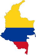 heart shape graphics flag of Colombia flag of colombia flags