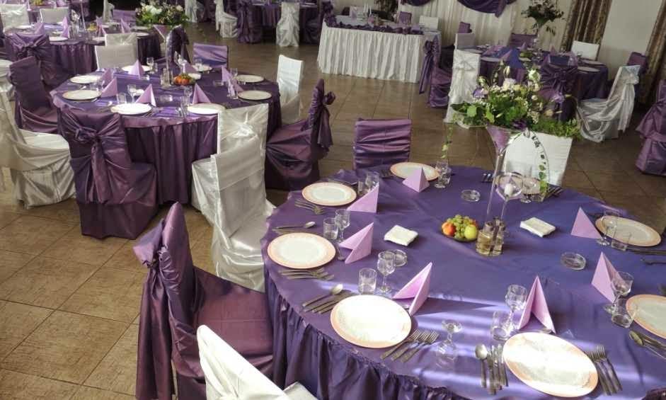 Restaurantul pt. nunti La Rousse