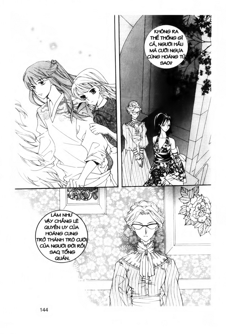 A Kiss For My Prince - Nụ Hôn Hoàng Tử Chapter 10 - Trang 12